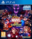Marvel vs Capcom Infinite Boxart