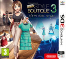 New Style Boutique 3: Styling Star Boxart