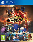 Sonic Forces Boxart