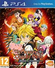 The Seven Deadly Sins: Knights of Britannia Boxart