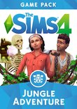 The Sims 4: Jungle Adventure Boxart