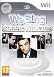 We Sing: Robbie Williams Boxart