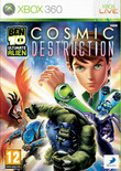 Ben 10 Ultimate Alien: Cosmic Destruction Boxart