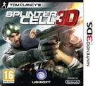 Tom Clancy's Splinter Cell 3D Boxart