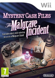 Mystery Case Files: The Malgrave Incident Boxart