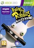 Raving Rabbids: Alive and Kicking Boxart