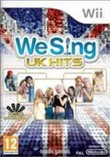 We Sing: UK Hits Boxart