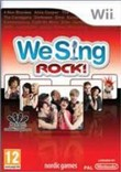 We Sing: Rock Boxart