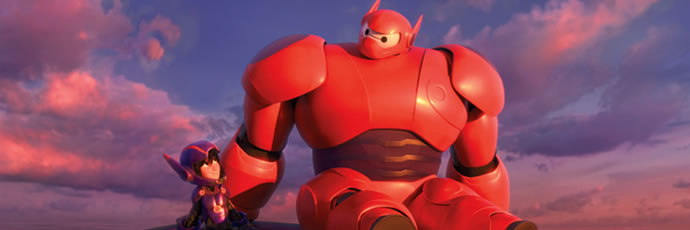 Big Hero 6 Competition