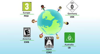 Video Game Age Ratings Around the World
