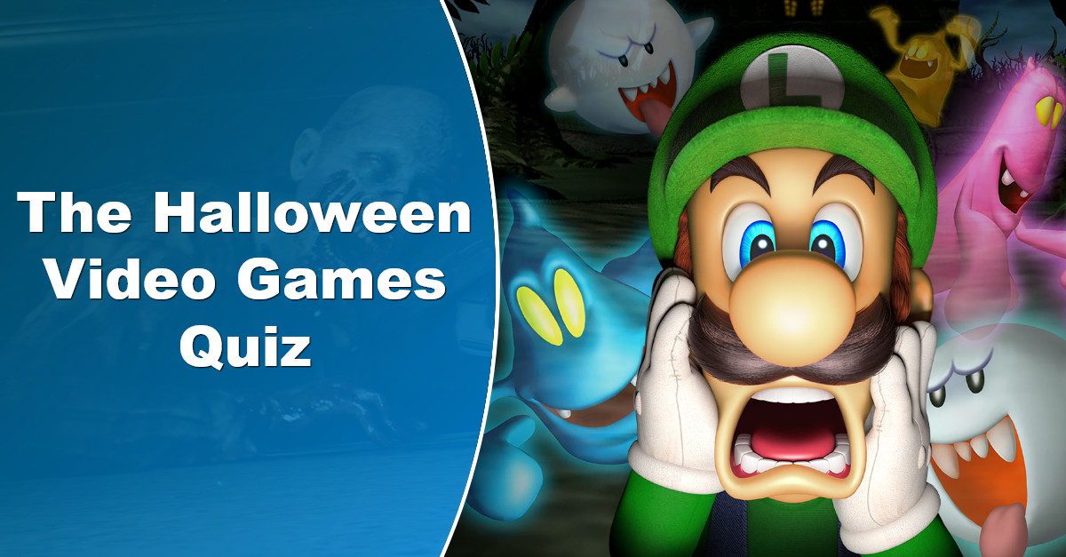 The Halloween Video Games Quiz  Quiz