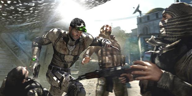 Tom Clancys Splinter Cell Blacklist Screenshot