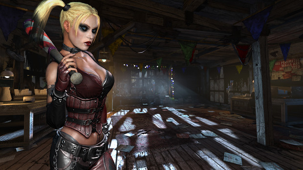 Batman Arkham City Armoured Edition Screenshot