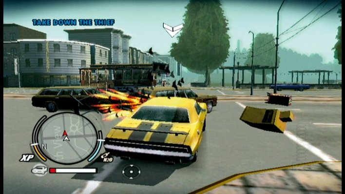 Driver San Francisco Wii Review Outcyders