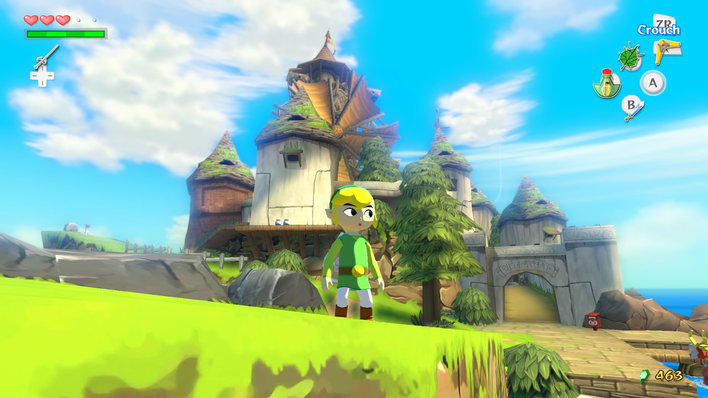 The Legend of Zelda: Wind Waker HD Review | Everybody Plays