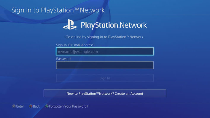 how to set up a playstation 3 account