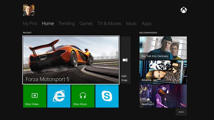 Xbox One Screenshot Xbox One Screenshot