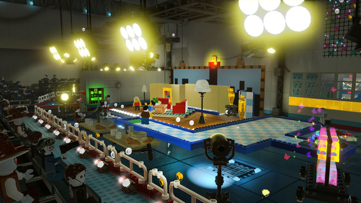The Lego Movie Video Game Screenshot