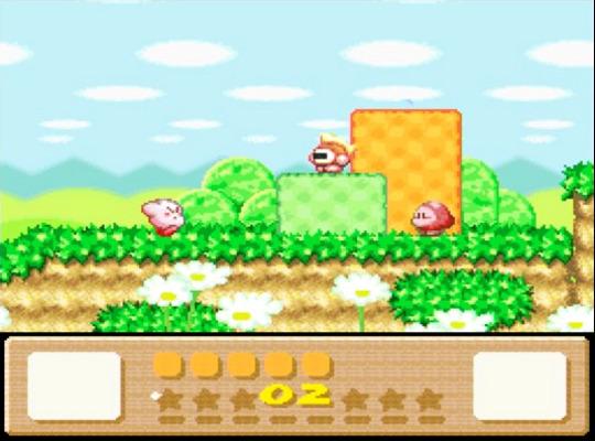 Kirbys Dream Land 3 Screenshot