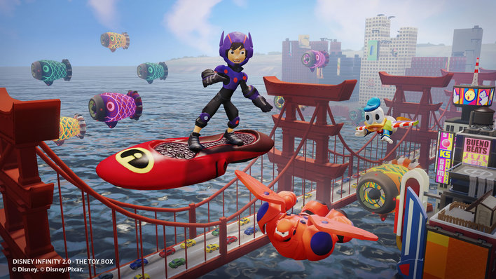 best disney infinity 2.0 toy box worlds 2