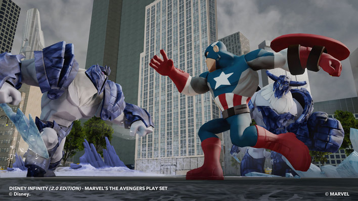Disney Infinity 20 Marvel Superheroes Screenshot