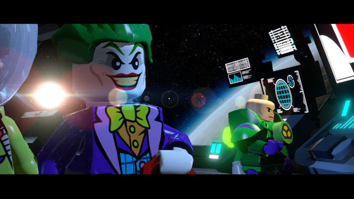 LEGO Batman 3 Beyond Gotham Screenshot