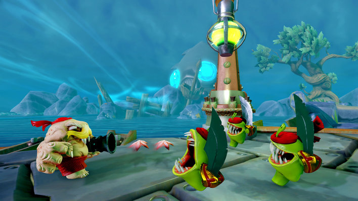 Skylanders Trap Team Screenshot