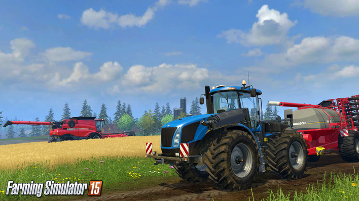 Farming Simulator 2015 Screenshot