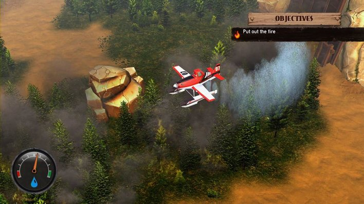 Planes Fire and Rescue Screenshot