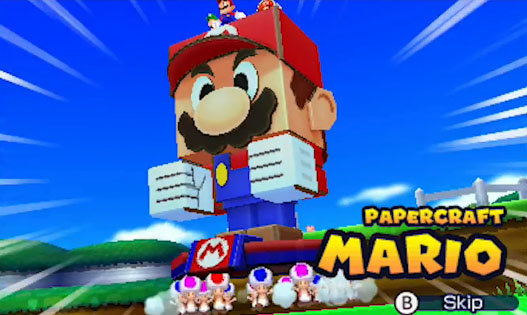 Mario + Luigi Paper Jam Bros Screenshot