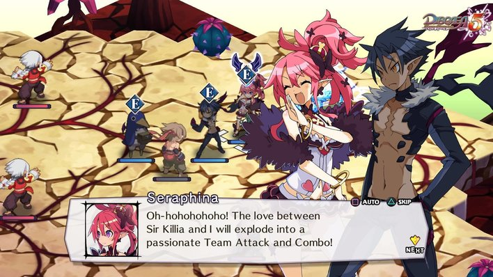 Disgaea 5 Alliance of Vengeance Screenshot