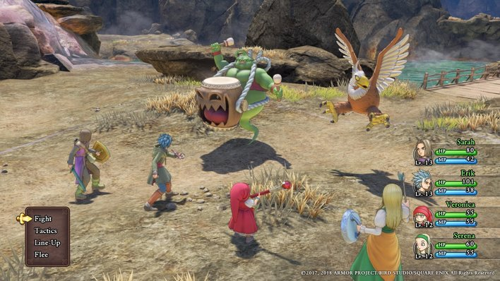 Dragon Quest XI Echoes of an Elusive Age Screenshot