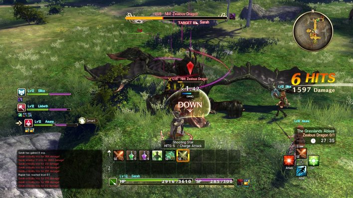 Sword Art Online: Hollow Realization Review - An MMO that