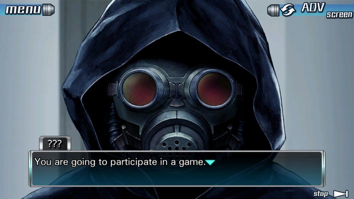 Zero Escape The Nonary Games Screenshot