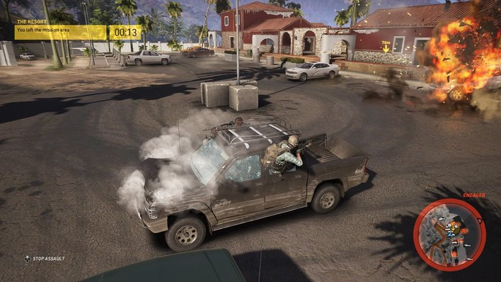 Tom Clancys Ghost Recon Wildlands Screenshot