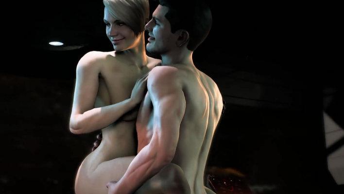 Mass nudity mature