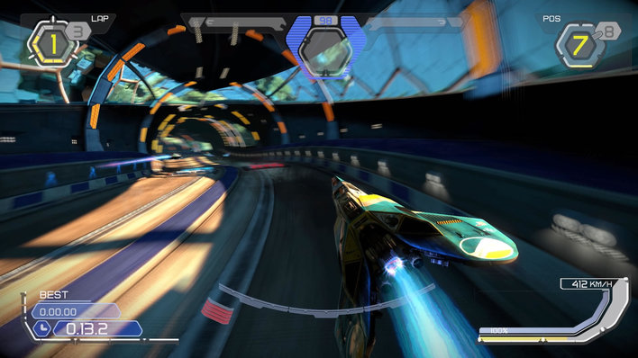 Parent's Guide: Wipeout Omega Collection | Age rating, mature content and  difficulty | Outcyders