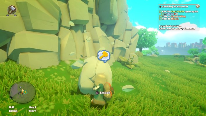Yonder The Cloud Catcher Chronicles Screenshot