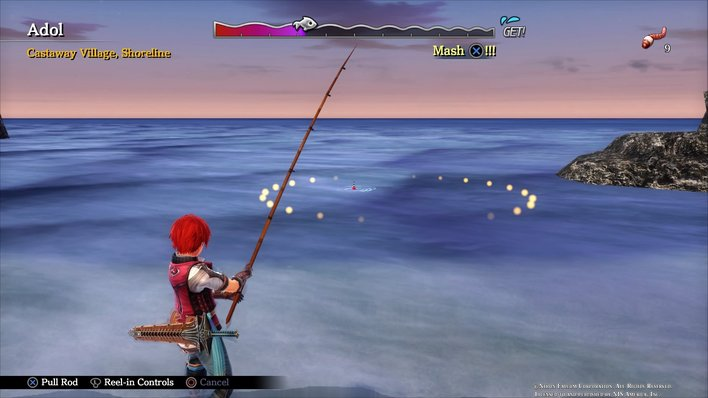 Ys VIII -Lacrimosa of DANA- Screenshot
