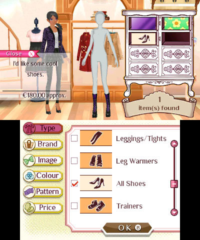 New Style Boutique 3 Styling Star Screenshot