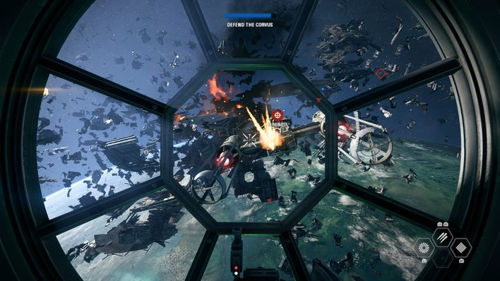 Star Wars Battlefront 2 Screenshot