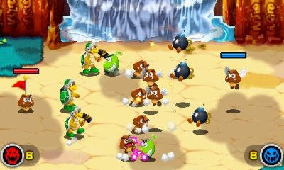 Mario Luigi Superstar Saga Bowser S Minions Review I