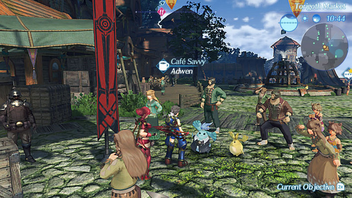 Xenoblade Chronicles 2 Screenshot