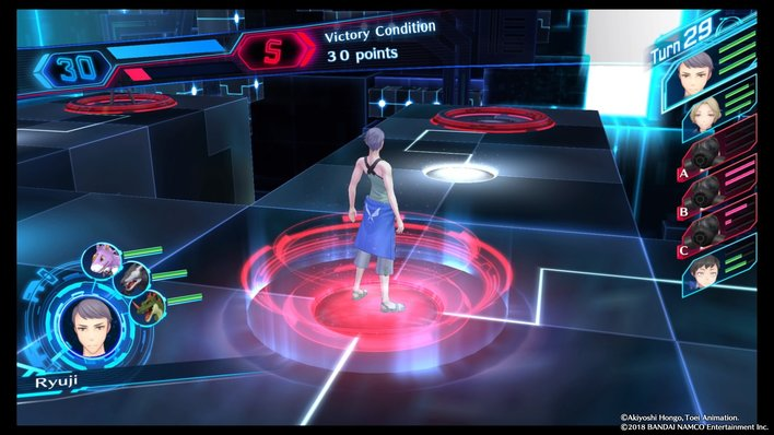 Digimon Story Cyber Sleuth Hackers Memory Screenshot