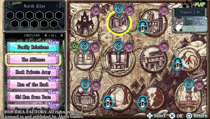 Psychedelica of the Ashen Hawk Screenshot