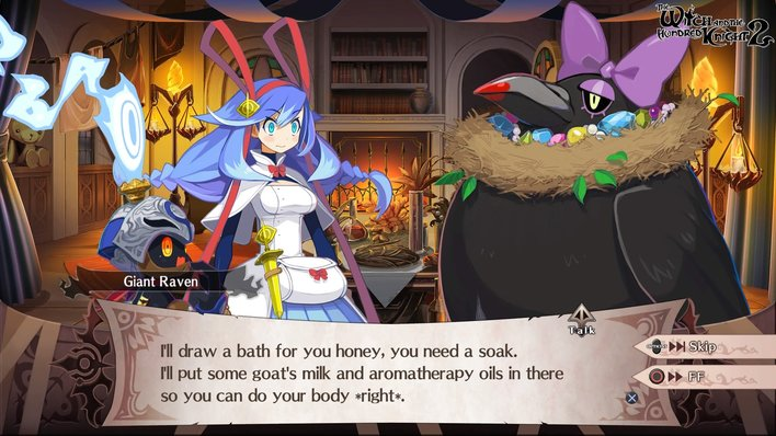 The Witch and the Hundred Knight 2 Screenshot