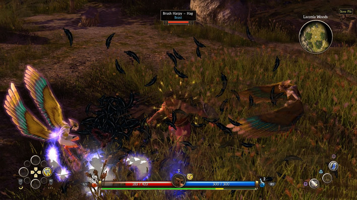 Titan Quest Screenshot