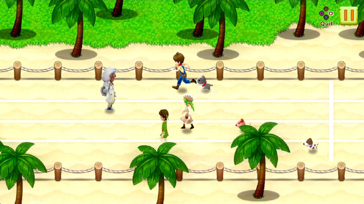 Harvest Moon Light of Hope Special Edition Screenshot