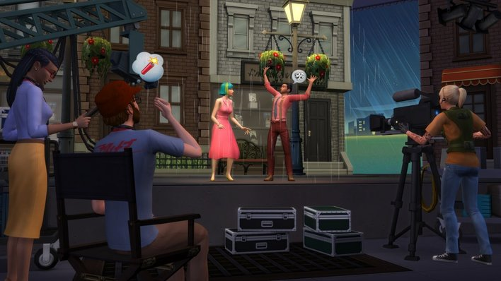The Sims 4 Get Famous Screenshot
