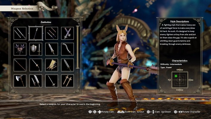Soul Calibur VI Review - Welcome to the stage of history